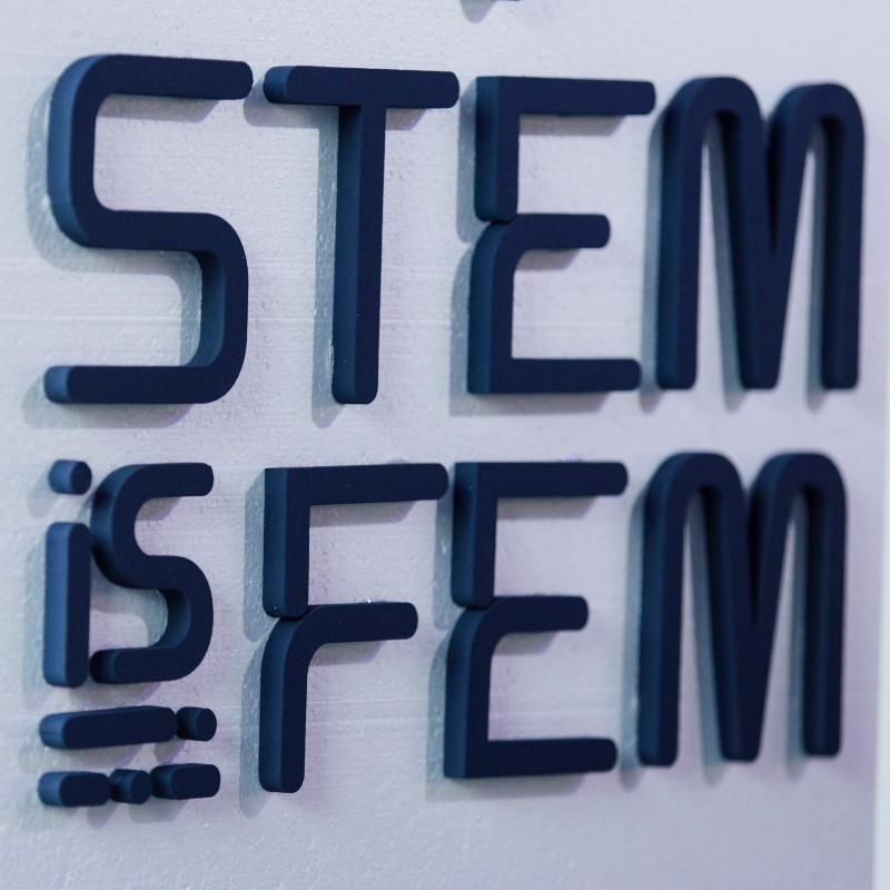 STEM is FEM is Going Online!