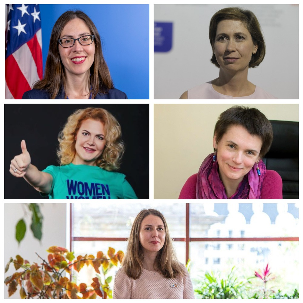 "Representatives of the NATO Centre, the US Embassy and the UNFPA in Ukraine will be inspiring the girls at the ""Robotics and Engineering"" Module"